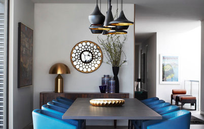 When to Bring in Statement Pendant Lighting