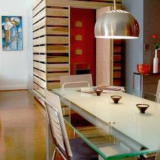 Contemporary Dining Room Contemporary Dining Room