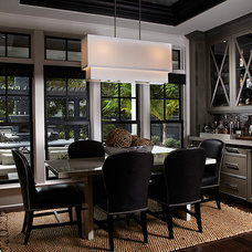 Contemporary Dining Room by Freestyle Interiors