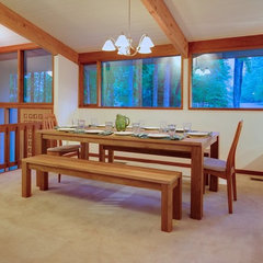 contemporary dining room by rod nasbe