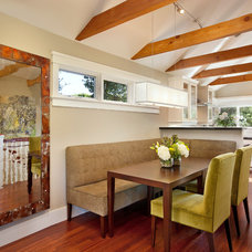 Contemporary Dining Room by Keeping Interiors