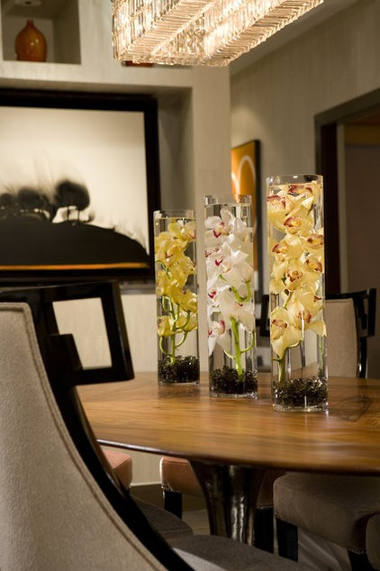 Simple Dining Room Table Centerpieces Modern Dining Room Table
