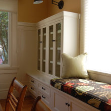 The Dining Room: Making a formal dining room feel cozy and intimate.