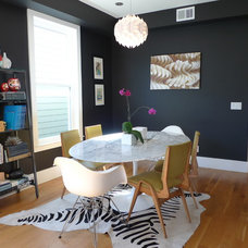 Contemporary Dining Room by Noz As A Service