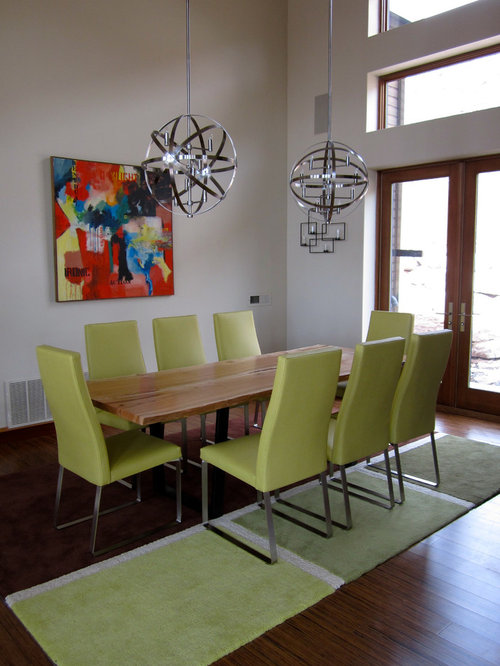 Best Lime Green Dining Room Design Ideas & Remodel Pictures Houzz
