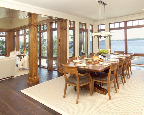 Wood Columns For Homes : Wood columns home design ideas pictures remodel and decor