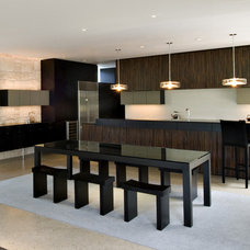 Contemporary Dining Room Contemporary Dining Room