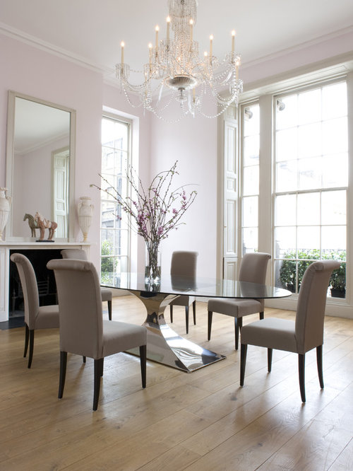Oval Dining Table Design Ideas Remodel Pictures Houzz