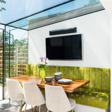 Contemporary Family Extension in South West London