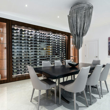 Contemporary family home, Brentwood