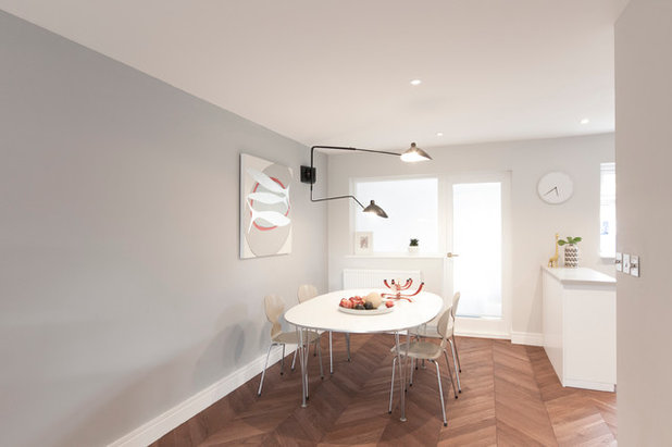 Dining Room by Studio Wolter Navarro