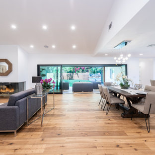 Contemporary Great Room | Wrightwood Residence | Studio City