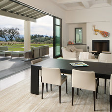 Contemporary Dining Room by Tom Meaney Architect, AIA