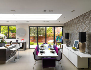 Contemporary Home - Hampstead
