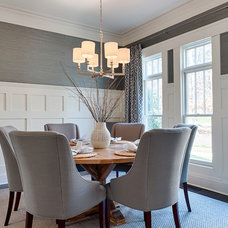 Contemporary Dining Room by RE/MAX