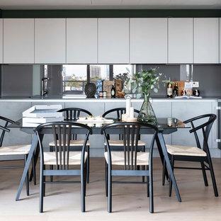 Contemporary Living apartment