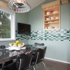 Contemporary Dining Room by The Neil Kelly Company