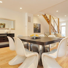 Contemporary Dining Room by Ditto Residential