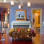 Formal Dining Room Contemporary Dining Room Dallas
