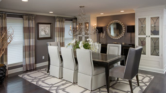 Contemporary Private Residence Interior Remodel