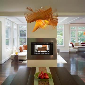 Contemporary Renovation to a Washington Home