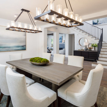 Contemporary Spanish in Beverly Hills