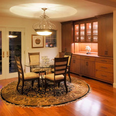 Traditional Dining Room by Morse Remodeling, Inc. and Custom Homes