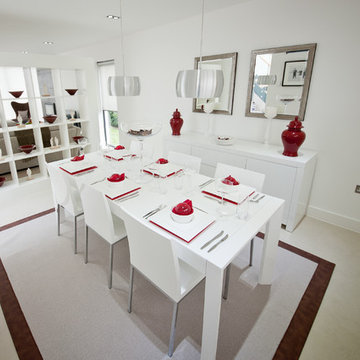 Contract Kitchen for Windell development Brynna