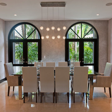 Coral Gables Home by Adi Balli
