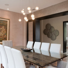 Contemporary Dining Room by Balli Interior Design