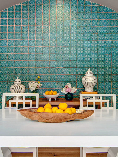 Moroccan Tile Fireplace Home Design Ideas Pictures
