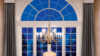 Cornice Window Treatments - Large Windows