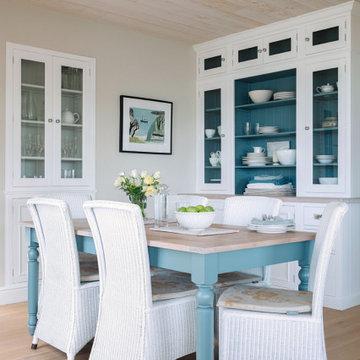 Cornish Beach House Dining Room