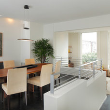 Modern Dining Room by EAG Studio