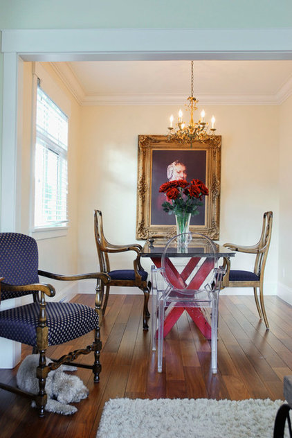 Dining Room by Heather Merenda