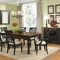 Traditional Dining Room Country Dining Room