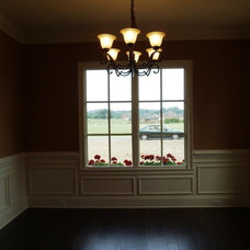 Traditional Dining Room by Zurich Homes Inc