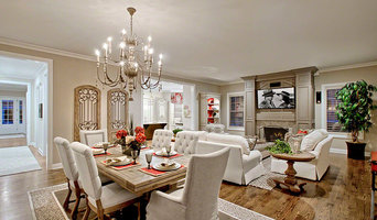 Country French Dining /Living Area