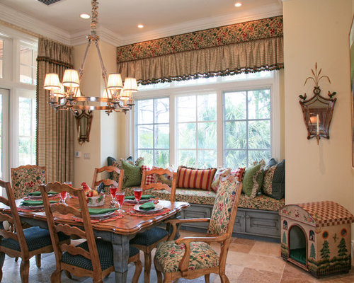 French country window treatments houzz for French country windows