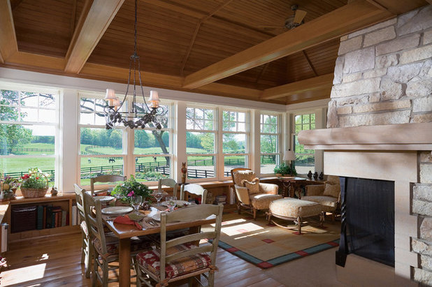 Warm Up A Sunroom Year Round
