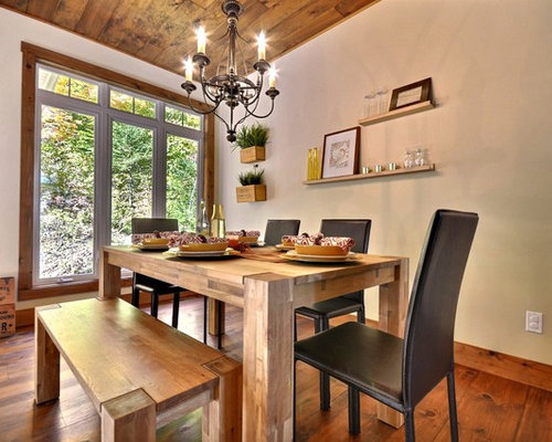 Rustic Cottage Dining Room House Amp Garden