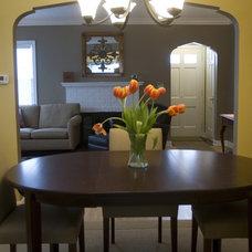 Traditional Dining Room by JP&CO. Samantha Grose, Designer