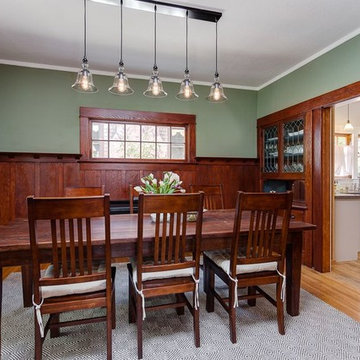Craftsman Bungalow Home Staging