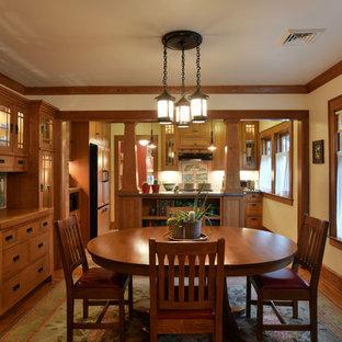Craftsman Conversion Dining Room