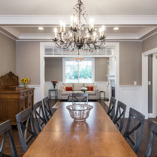 Craftsman Country Dining Room