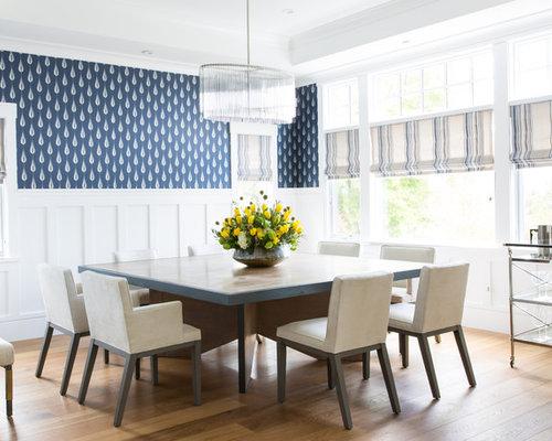 Transitional Dining Room Ideas & Design Photos   Houzz