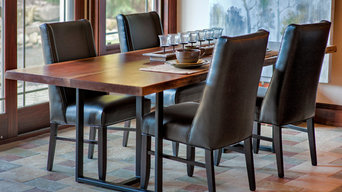 Craftsman Live Edge Table in Upper Arlington, OH