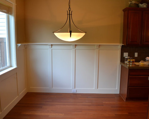 Craftsman Wainscoting Ideas Pictures Remodel And Decor