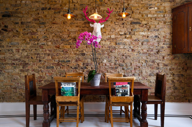 Eclectic Dining Room by Pineapple House Boutique Hotel