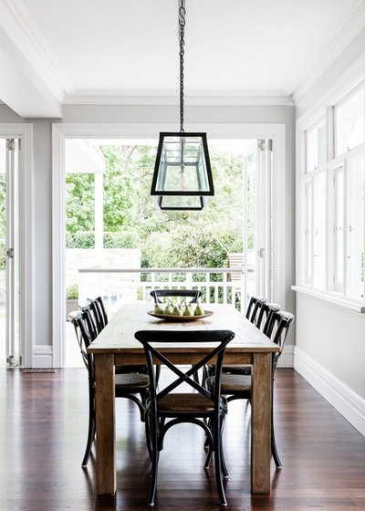 Country Dining Room by Tonka Andjelkovic Design